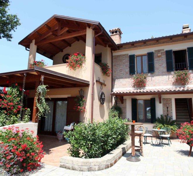 Agriturismo Le Quiete Dimore - Pesaro e Urbino - struttura